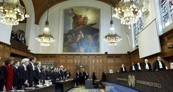 Суд ООН должен вынести решение о временных мерах в отношении РФ в апреле