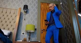 Російський співак поголився налисо: з'явилися фото