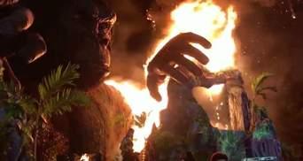 Кінг-Конг у вогні: на прем'єрі фільму у В'єтнамі трапилась страшна пожежа