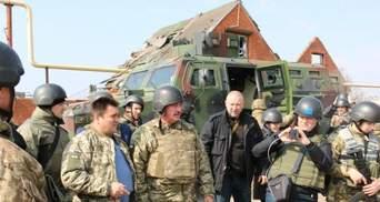 Раніше бачив таке тільки в Іраку, – глава МЗС Люксембургу побував на Донбасі