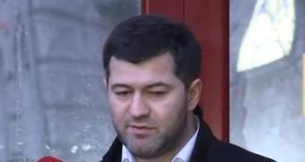 Роман Насиров вышел с допроса НАБУ: о чем говорили