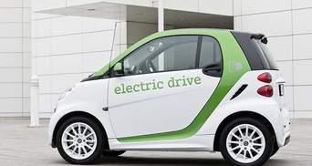 Украина – среди лидеров по развитию электромобилей