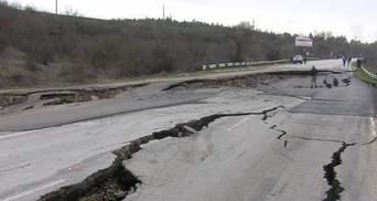 Как оккупанты следят за состоянием дорог в Крыму: появились шокирующие фото