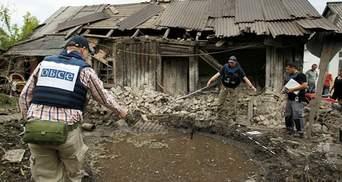 На Донбассе сегодня существует 5 горячих точек, – ОБСЕ