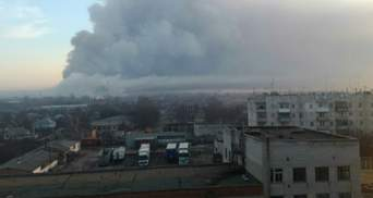 Появились новые детали пожара в Балаклее
