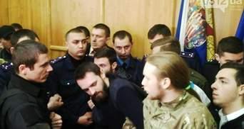 Військові побилися зі священиками в Ужгороді