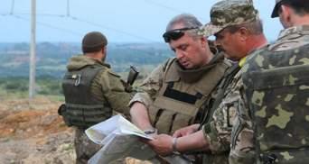 Юні воїни АТО не хочуть йти з фронту, навіть на прохання начальника Генштабу