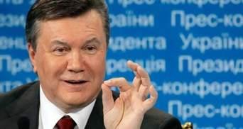 Янукович подал в суд на украинское издание