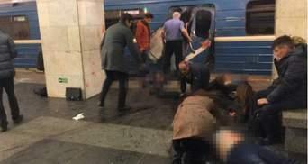 Вибух у метро Петербурга. З'явилась інформація про кількість загиблих