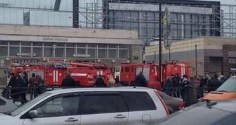 Через вибух у Петербурзі закрили всі станції метро