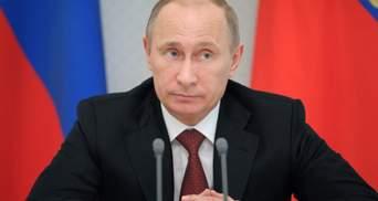 Путин прокомментировал взрыв в метро Петербурга