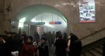 Вибух в петербурзькому метро: повідомляють про різке збільшення постраждалих