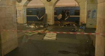 У Петербурзькому метро знайшли ще одну вибухівку