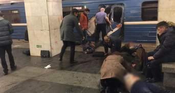 Дипломати з'ясовують, чи були українці серед постраждалих у Санкт-Петербурзі