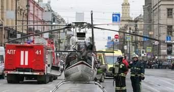 Перші подробиці трагедії в петербурзькому метро: ще одного вибуху не підтверджують