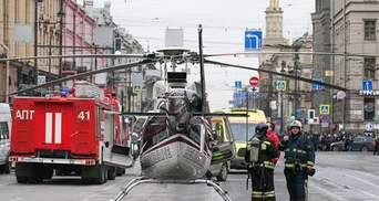 Вибух у Петербурзі: генерал СБУ висунув кілька версій теракту в метро