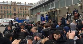 Вибух в Петербурзі визнали терактом