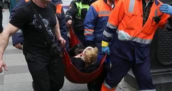Хто стоїть за вибухом у Петербурзі?