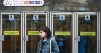 В Петербурге трехдневный траур: людей призывают выходить на улицы