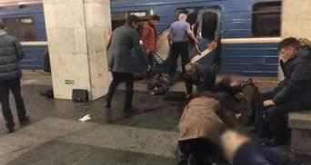 Теракт в Петербурге. Украинцев среди пострадавших нет