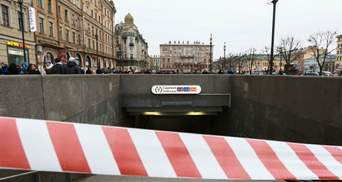 Петербурзьке метро частково відновило роботу