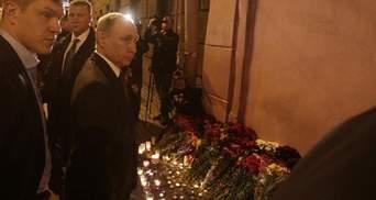 Рабинович отметил интересное совпадение относительно теракта в Санкт-Петербурге