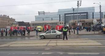 Появилась информация о заминировании станции метро в Санкт-Петербурге