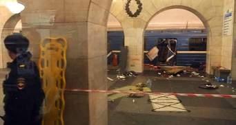 Взрывы в питерском метро – политические, – Айдер Муджабаев