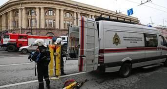 Теракт в Санкт-Петербурге: среди пострадавших есть иностранцы