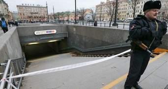 Російські слідчі встановили особу пасажира, який вчинив теракт в метро