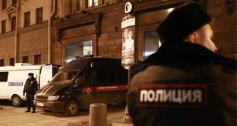 У Росії розглядають нову дивну версію вибуху в петербурзькому метро