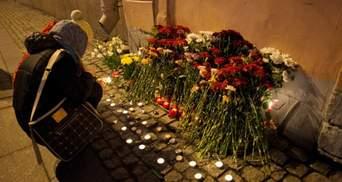 Після вибуху у Петербурзі затримали вербувальників терористів