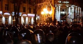 """""""Тітушки"""", АТОвці, поліція і сльозогінний газ: чому відбулась різня в Полтаві"""