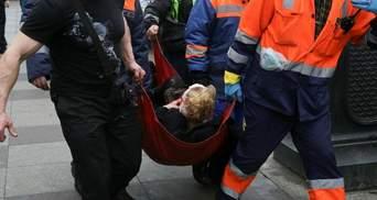 Теракт в метро Петербурга: задержали 8 подозреваемых