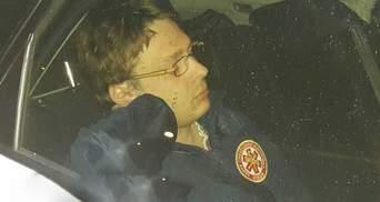 П'яний водій спричинив ДТП на території дитячої лікарні