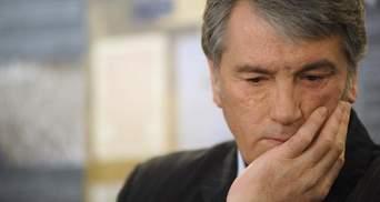 Москаль рассказал, почему Ющенко абсолютно ничтожный