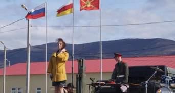 """В Південній Осетії проводиться """"референдум"""" та президентські вибори"""