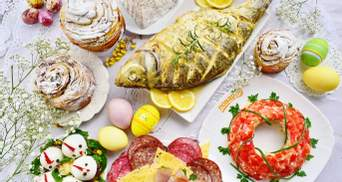 Страви на Великдень: 11 оригінальних рецептів з фото