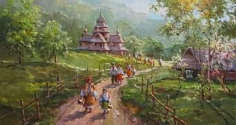 Вокруг традиций: как празднуют Пасху в разных регионах Украины
