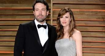Жена Бена Аффлека официально подала на развод