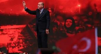 Ердоган запланував візит до України