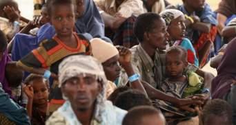 Свыше миллиона людей на грани голода, – ООН