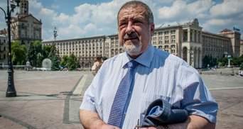 Чубаров немногословно отреагировал на решение суда ООН относительно крымских татар и Меджлиса