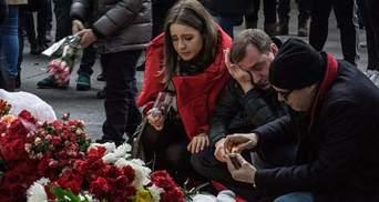 Кількість жертв вибуху у метро Санкт-Петербурга знову зросла