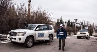 Тука о подрыве машины ОБСЕ: Надеюсь, это не приведет к сворачиванию деятельности миссии