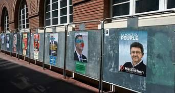 Выборы президента Франции: СМИ обнародовали первые данные экзит-полов