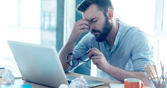 Ознаки вигоряння на роботі: причини і вирішення