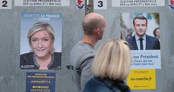 Президентские выборы во Франции: появились окончательные результаты первого тура