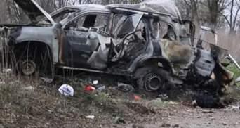 Основные версии взрыва автомобиля миссии ОБСЕ: мнение эксперта
