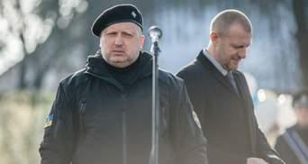Турчинов обвинил Россию в подрыве авто ОБСЕ: официальное заявление